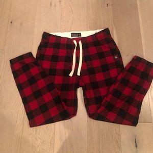 Abercrombie PJ pants